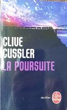 """Clive Cussler """"La poursuite"""""""