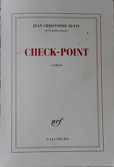 "Jean-Christophe Rufin ""Check-Point"""