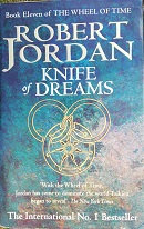 "Robert Jordan ""Knife of Dreams"""