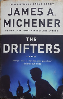 """James A. Michener """"The Drifters"""""""