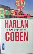 """Harlan Coben """"fautes de preuve"""""""