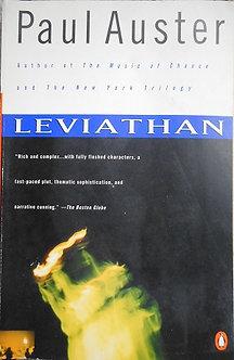 "Paul Auster ""Leviathan"""