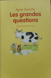 """Agnès Desarthe """"Les grandes questions"""""""
