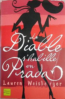 """Lauren Weisberger """"le diable s'habille en Prada"""""""
