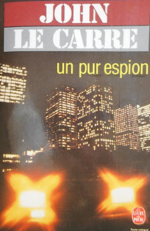 "John Le carré ""Un pur espion"""
