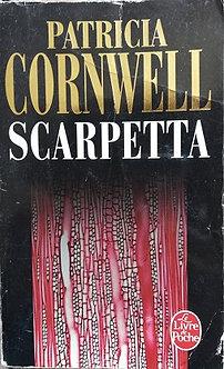 """Patricia Cornwell """"Scarpetta"""""""""""