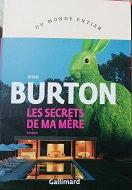 """Jessie Burton """"Les secrets de ma mère"""""""