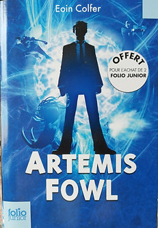 "Eoin Colfer ""Artemis Fowl"""