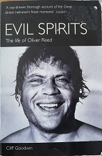 """Cliff Goodwin """"Evil Spirits"""""""
