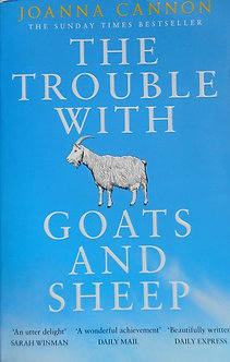 """Joanna Cannon """"TheTrouble with Goats and Sheep"""""""