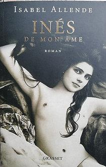 """Isabel Allende """"Inès de mon âme"""""""