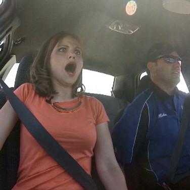 NJTV News Correspondent Experiences Stunt Driving