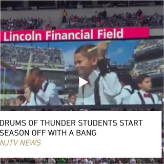 Pitched, shot, wrote, edited, and reported on camera about this competitive elementary school drum program.