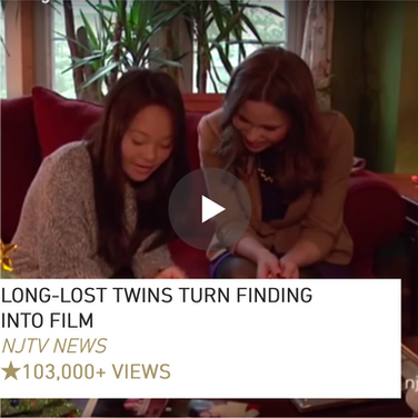 "Pitched, shot, wrote, edited, and reported on camera about the remarkable story behind the documentary ""Twinsters.""  This story has been viewed more than 98k times."