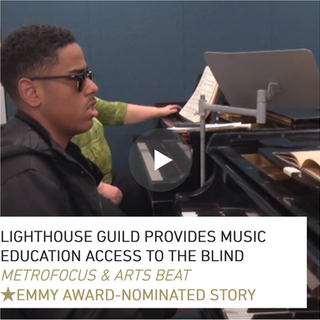 Shot, wrote, edited, and reported on camera about the Filomen M. D'Agostino Greenberg Music School for the blind and visually impaired.  This story was nominated for a New York Emmy Award.