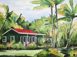 Eva Parker Woods Cottage I