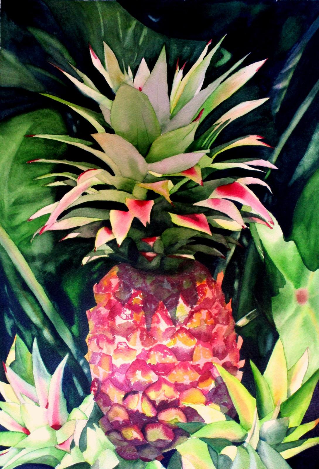 Island Pineapple