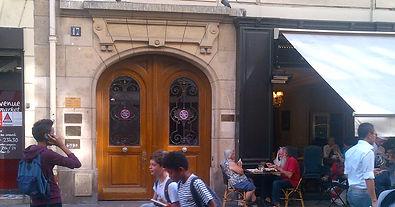 Cabinet de psychologie et psychanalyste de Susana Iriarte-Feller au 17 rue de Buci, Paris 6eme