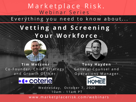 Vetting Your Workforce: Three Things You Need to Know
