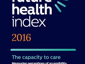 Future Health Index – The Capacity to Care - facilitated executive reading
