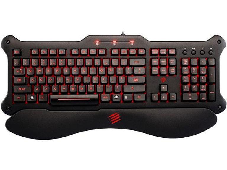 Mad Catz CYBORG V 5 Gaming Keyboard for PC | madcatzliquidators