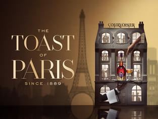 THE TOAST OF PARIS