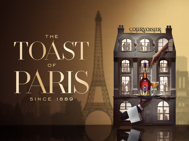 THE TOAST OF PARIS