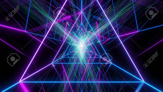 129654258-abstract-golden-triangle-wiref
