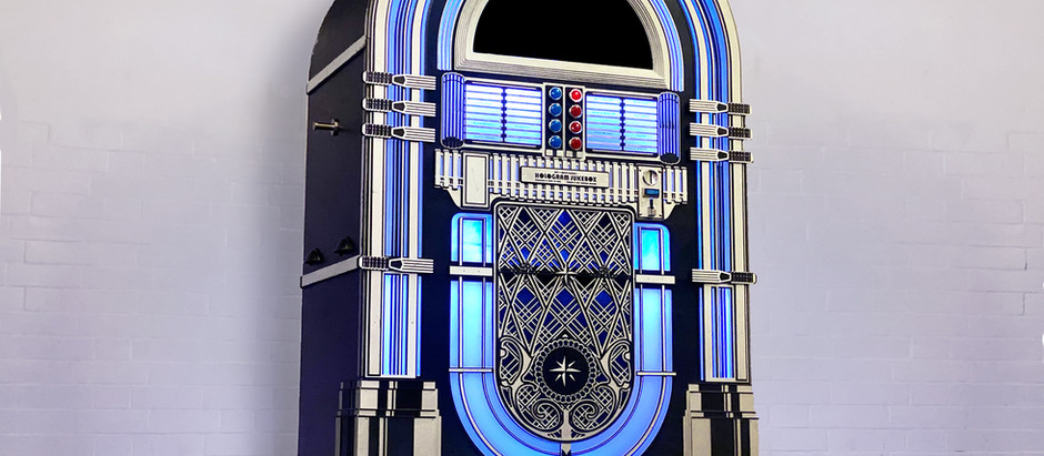 April 2020: Hologram Jukebox and a Papercraft Video Game