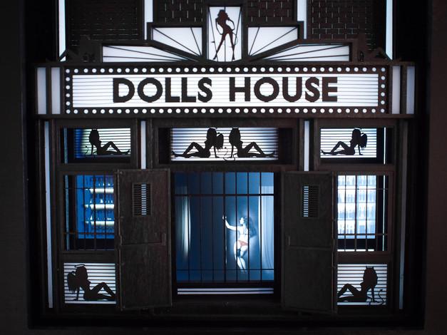 DOLLS HOUSE # 2