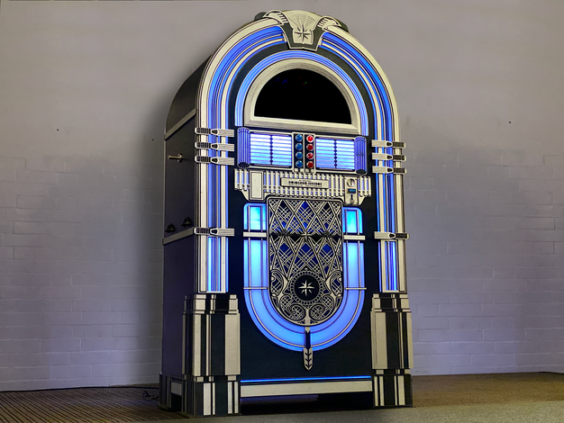 HOLOGRAM JUKEBOX