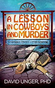 A Lesson in Cowboys and Murder - eBook s