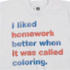 Homework and Resume Building