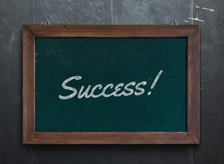 Alphabet Series - S is for Success