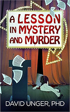 A Lesson in Mystery and Murder Cover for