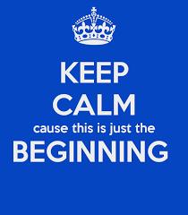 Alphabet Series - B is for Beginning