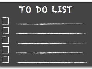 """To do"" Lists"