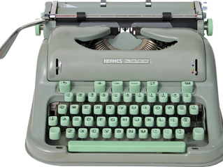 My Typewriters