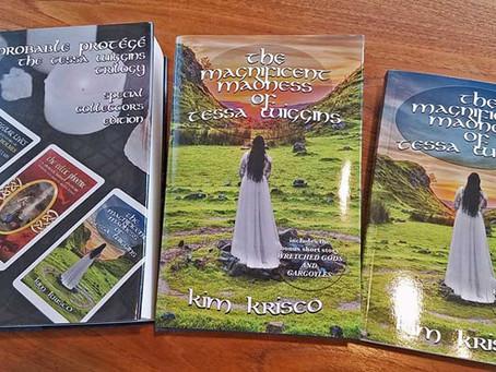 Three Books in ONE!