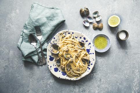 London_food_photographer_linguini_seafood