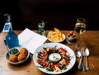 London_food_photographer_table_menu