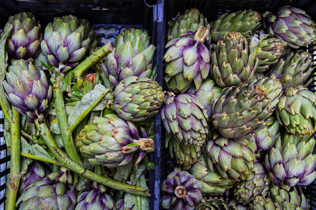 London_food_travel_photographer_artichokes