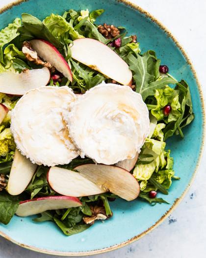 London_food_photographer_goat_cheese_salad