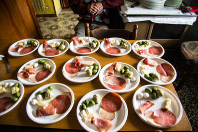 London_food_documentary_photographer_italian_antipasti