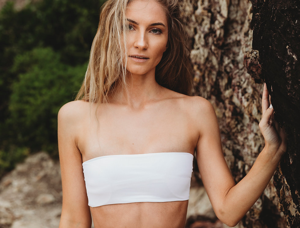 Audrey in Bianco - Top