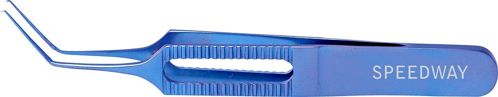 Utrata Capsulorhexis Forceps Titanium Short Handle