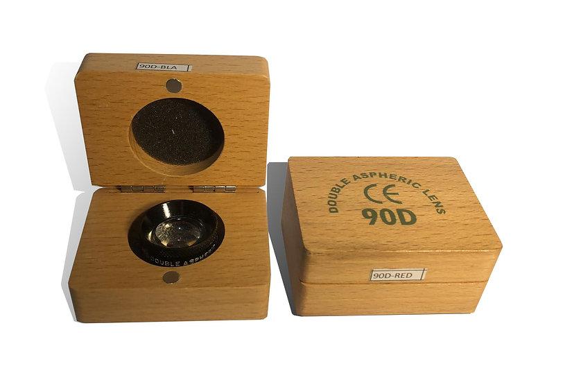 90D Double Aspheric Lens