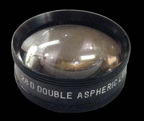 28D Double Aspheric Lens
