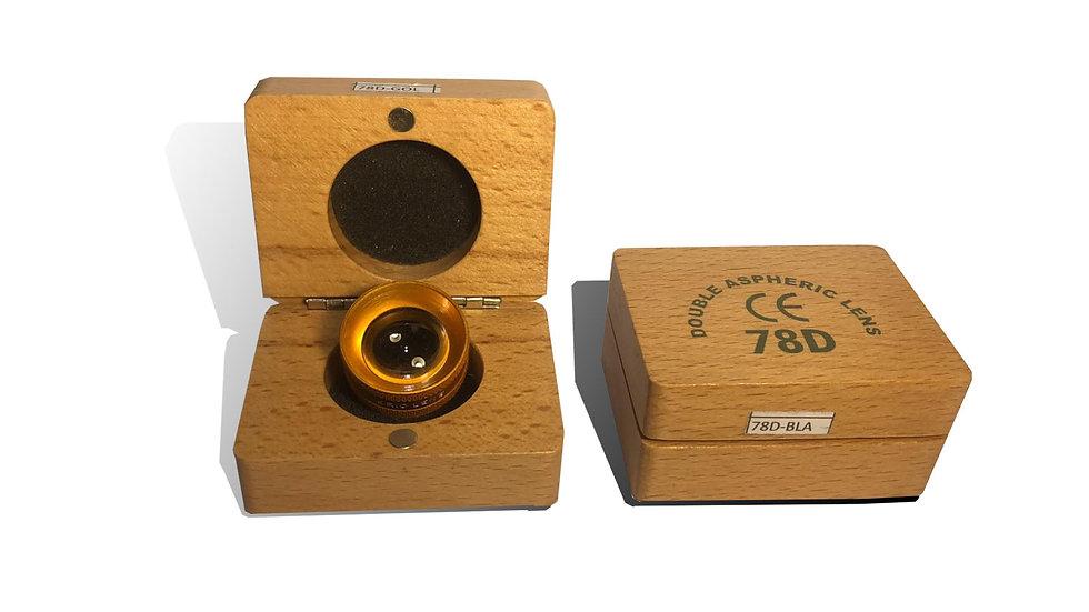 78D Double Aspheric Lens