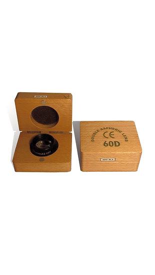 60D Double Aspheric Lens